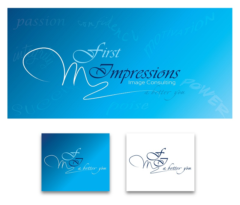 Logo Design by kowreck - Entry No. 184 in the Logo Design Contest First Impressions Image Consulting Logo Design.