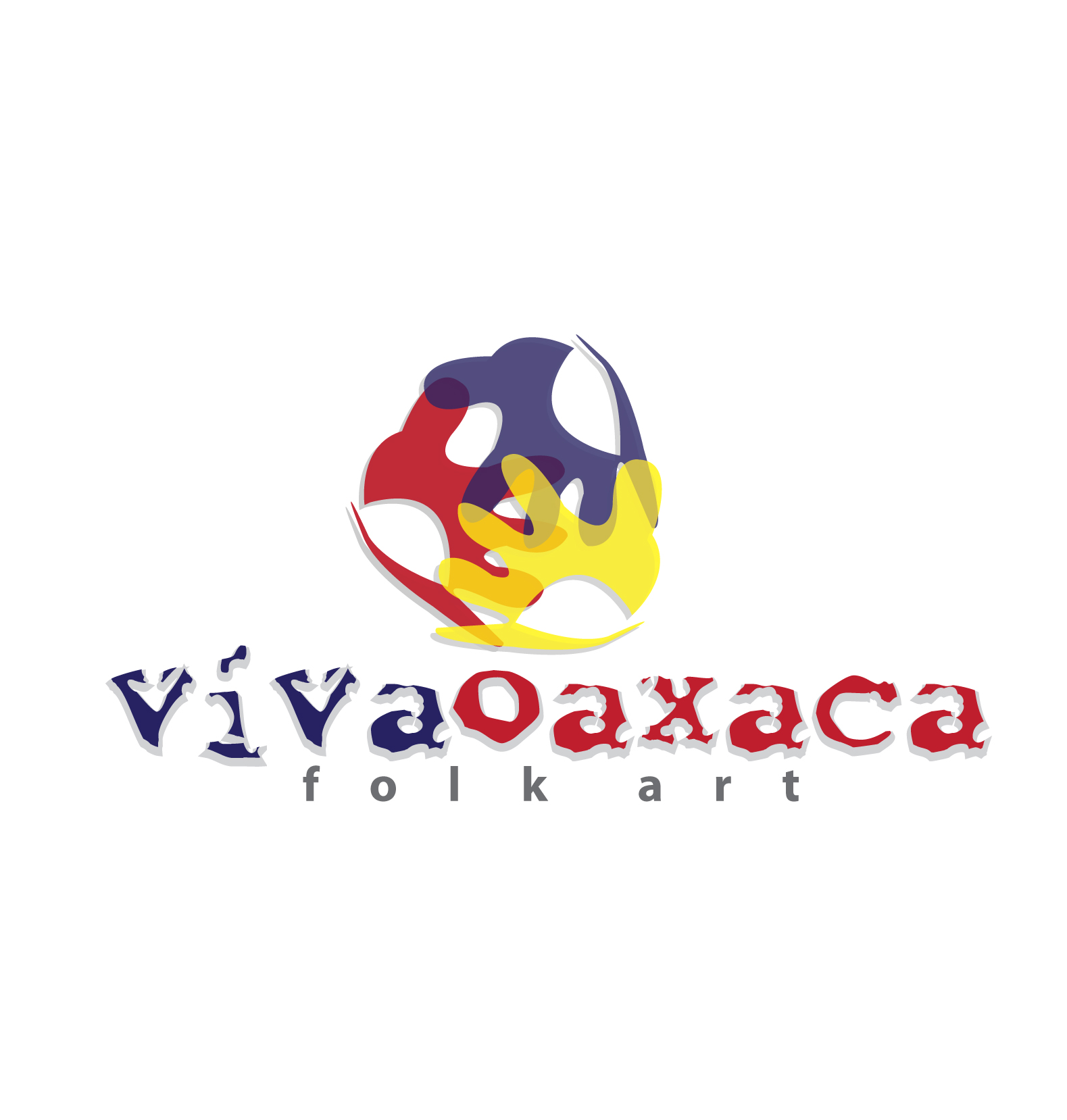 Logo Design by stormbighit - Entry No. 33 in the Logo Design Contest Logo Design Needed for Mexican Handcrafts Website - Viva Oaxaca Folk Art.