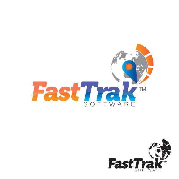 Logo Design by storm - Entry No. 25 in the Logo Design Contest Fast Trak Software Logo Design.