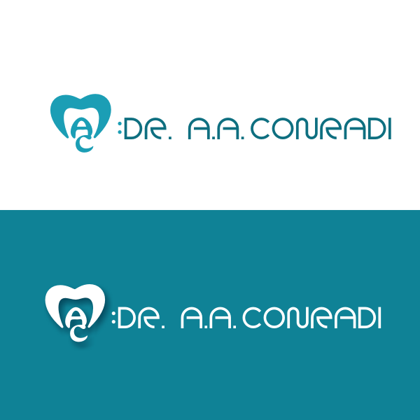 Logo Design by Rudy - Entry No. 56 in the Logo Design Contest Unique Logo Design Wanted for Dr. A.A. Conradi.