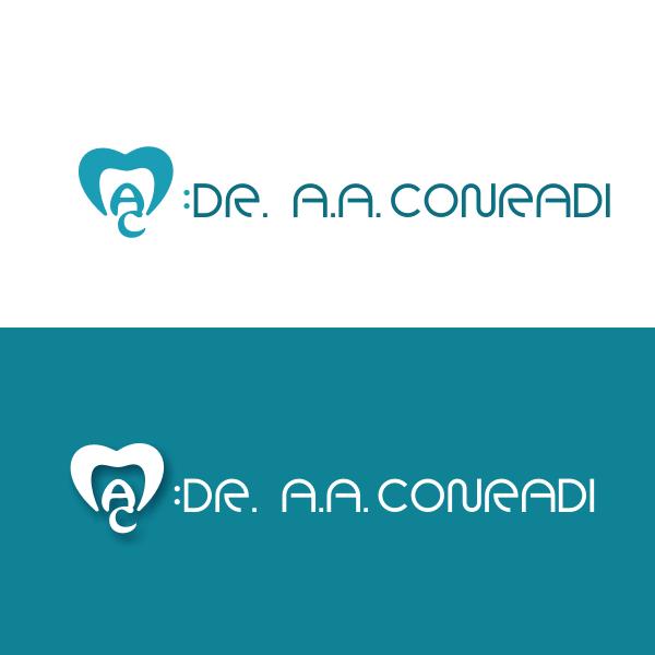 Logo Design by Rudy - Entry No. 56 in the Logo Design Contest Unique Logo Design Wanted for Dr. A.A. Conradi.