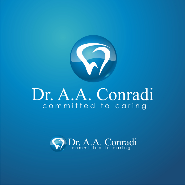 Logo Design by Rendra Jannu - Entry No. 57 in the Logo Design Contest Unique Logo Design Wanted for Dr. A.A. Conradi.