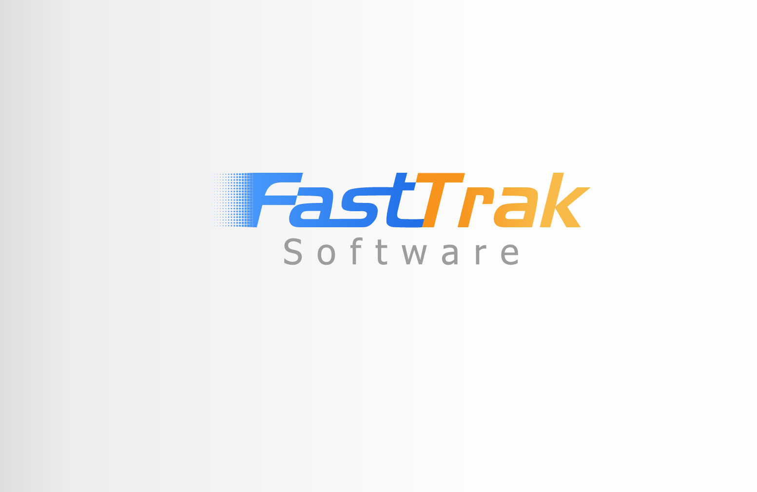 Logo Design by Indra Kurnia - Entry No. 30 in the Logo Design Contest Fast Trak Software Logo Design.