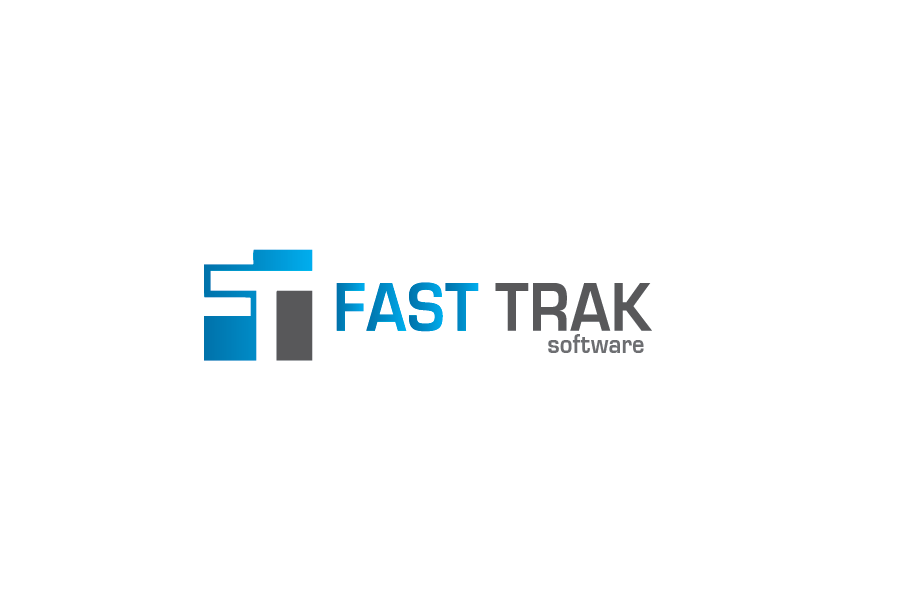 Logo Design by Moin Javed - Entry No. 31 in the Logo Design Contest Fast Trak Software Logo Design.