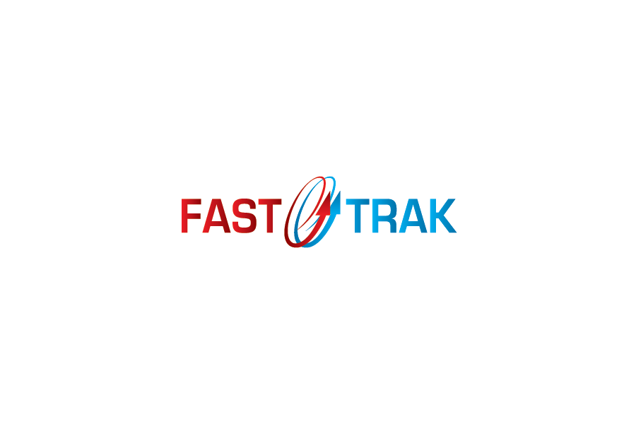 Logo Design by Moin Javed - Entry No. 32 in the Logo Design Contest Fast Trak Software Logo Design.