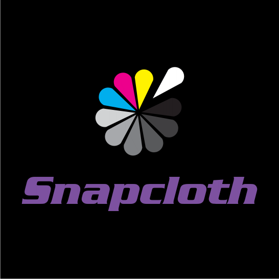 Logo Design by Artbeno Artbeno - Entry No. 32 in the Logo Design Contest Snapcloth Logo Design.