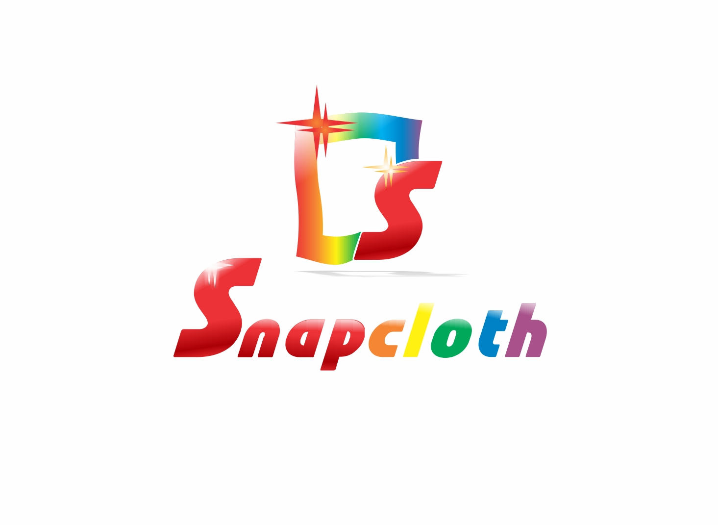 Logo Design by Zdravko Krulj - Entry No. 38 in the Logo Design Contest Snapcloth Logo Design.