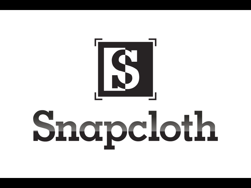 Logo Design by caturro - Entry No. 40 in the Logo Design Contest Snapcloth Logo Design.