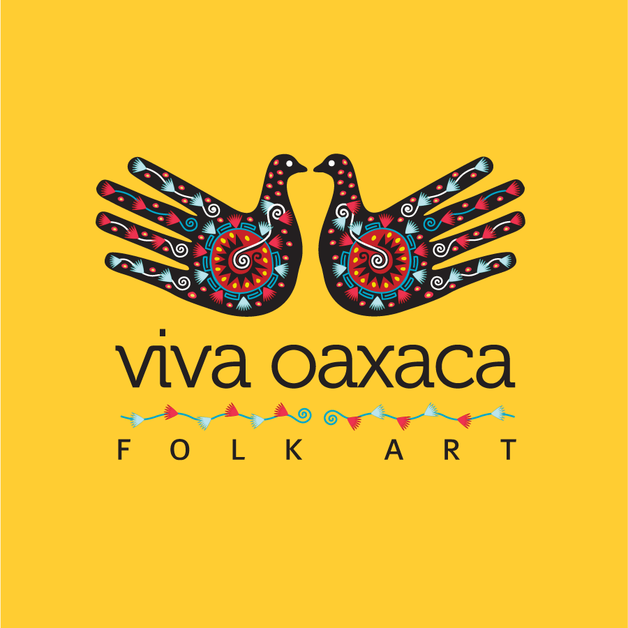 Logo Design by Private User - Entry No. 41 in the Logo Design Contest Logo Design Needed for Mexican Handcrafts Website - Viva Oaxaca Folk Art.