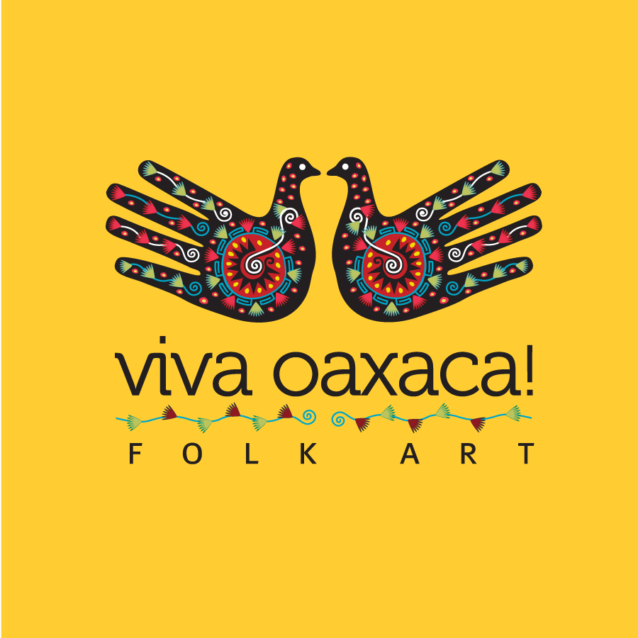 Logo Design by Private User - Entry No. 45 in the Logo Design Contest Logo Design Needed for Mexican Handcrafts Website - Viva Oaxaca Folk Art.