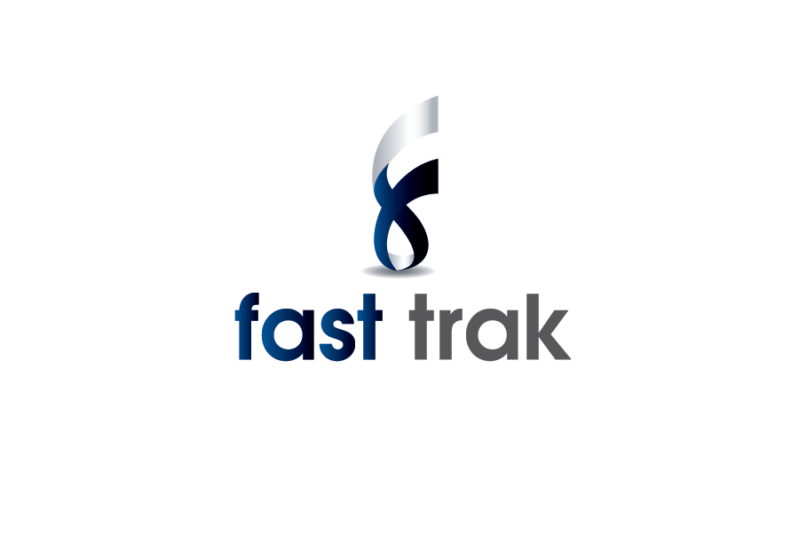 Logo Design by Moin Javed - Entry No. 38 in the Logo Design Contest Fast Trak Software Logo Design.