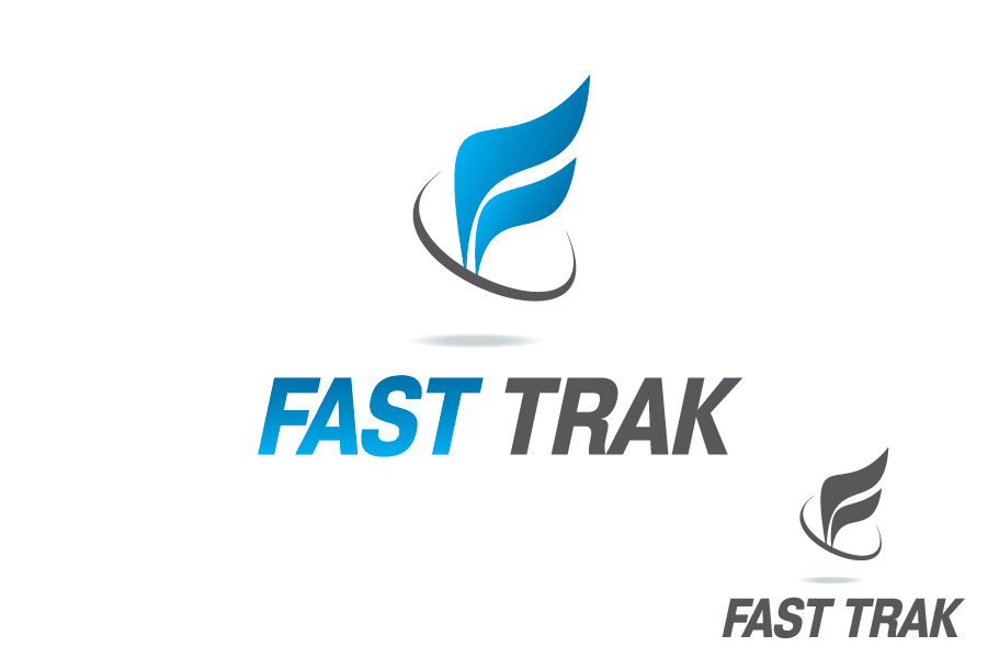 Logo Design by Moin Javed - Entry No. 40 in the Logo Design Contest Fast Trak Software Logo Design.