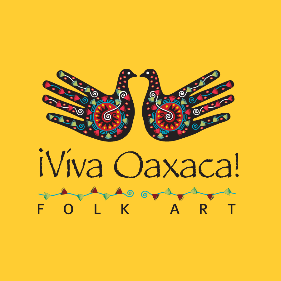 Logo Design by Private User - Entry No. 54 in the Logo Design Contest Logo Design Needed for Mexican Handcrafts Website - Viva Oaxaca Folk Art.