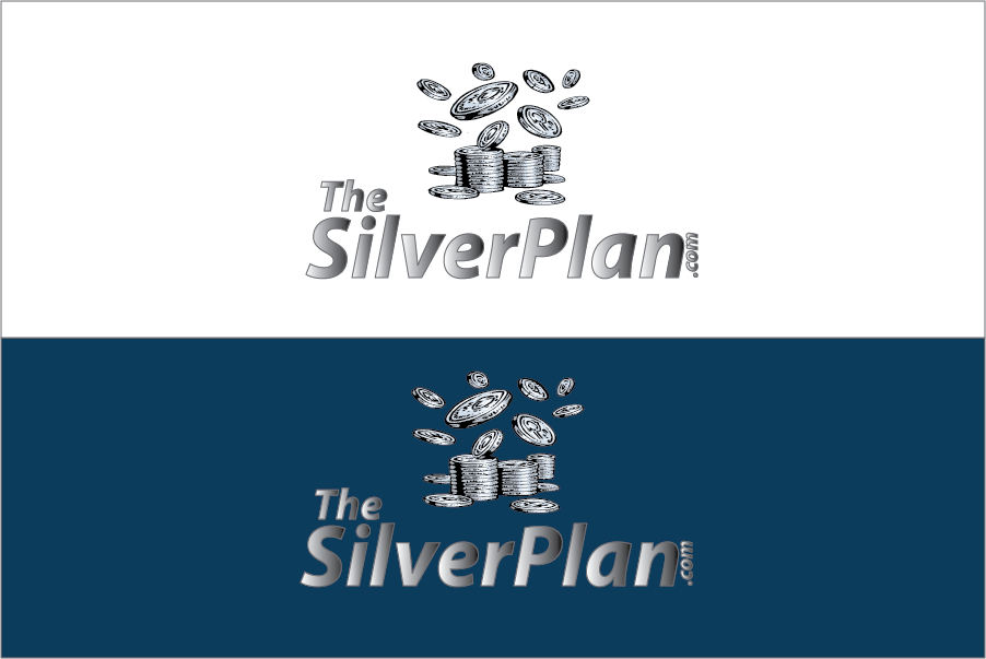 Logo Design by Moin Javed - Entry No. 35 in the Logo Design Contest New Logo Design for TheSilverPlan.com.