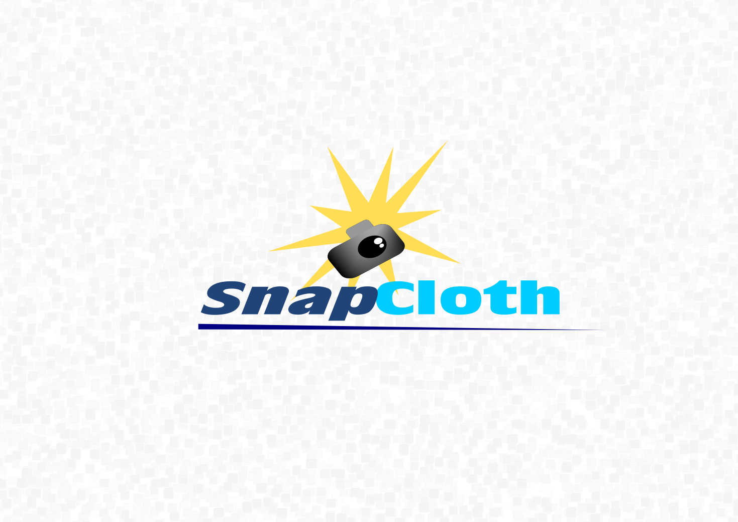 Logo Design by whoosef - Entry No. 50 in the Logo Design Contest Snapcloth Logo Design.
