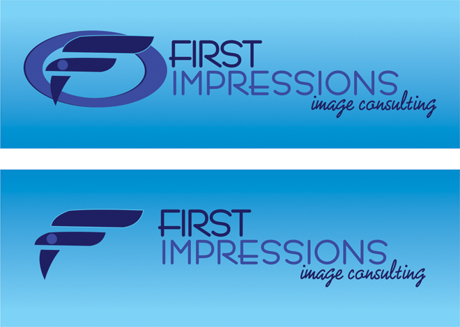 Logo Design by Private User - Entry No. 231 in the Logo Design Contest First Impressions Image Consulting Logo Design.