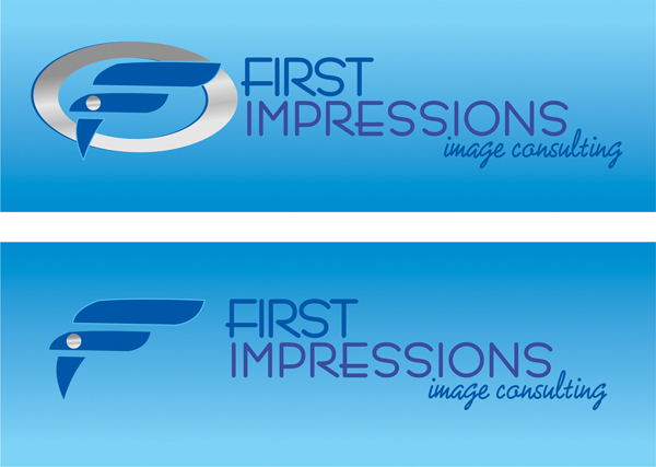 Logo Design by Private User - Entry No. 233 in the Logo Design Contest First Impressions Image Consulting Logo Design.
