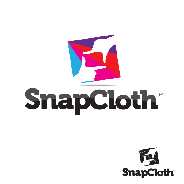 Logo Design by storm - Entry No. 51 in the Logo Design Contest Snapcloth Logo Design.