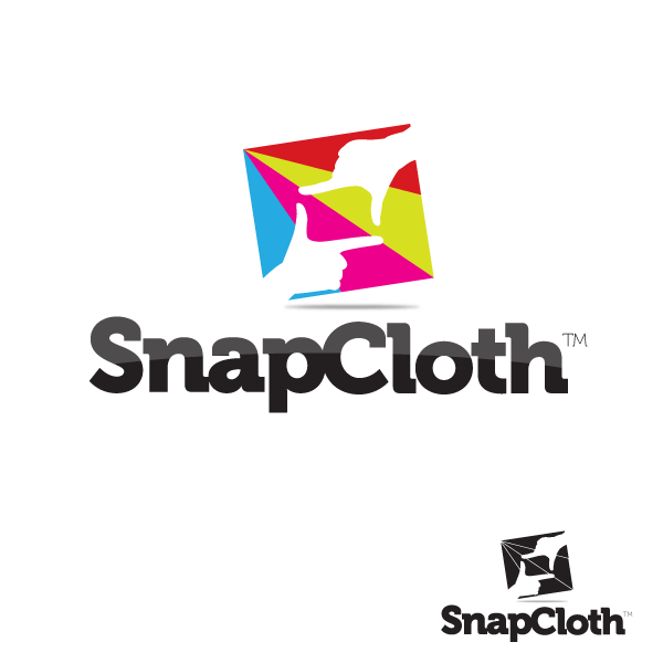 Logo Design by storm - Entry No. 52 in the Logo Design Contest Snapcloth Logo Design.