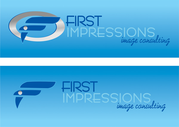 Logo Design by Private User - Entry No. 236 in the Logo Design Contest First Impressions Image Consulting Logo Design.