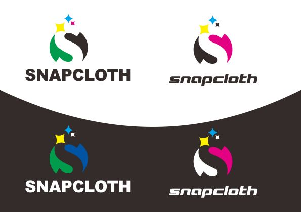 Logo Design by Teguh Mudjianto - Entry No. 55 in the Logo Design Contest Snapcloth Logo Design.