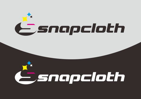 Logo Design by Teguh Mudjianto - Entry No. 56 in the Logo Design Contest Snapcloth Logo Design.