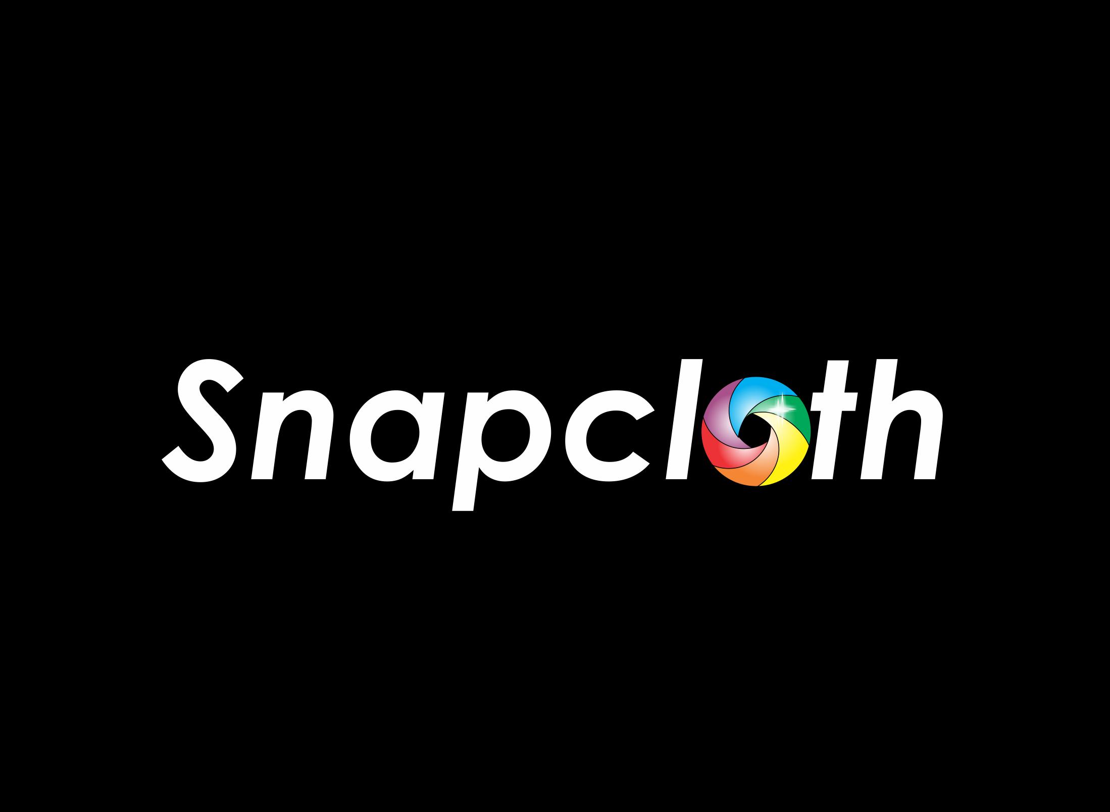 Logo Design by Zdravko Krulj - Entry No. 58 in the Logo Design Contest Snapcloth Logo Design.