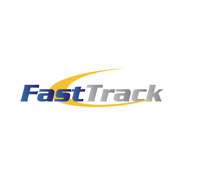 Logo Design by limix - Entry No. 44 in the Logo Design Contest Fast Trak Software Logo Design.