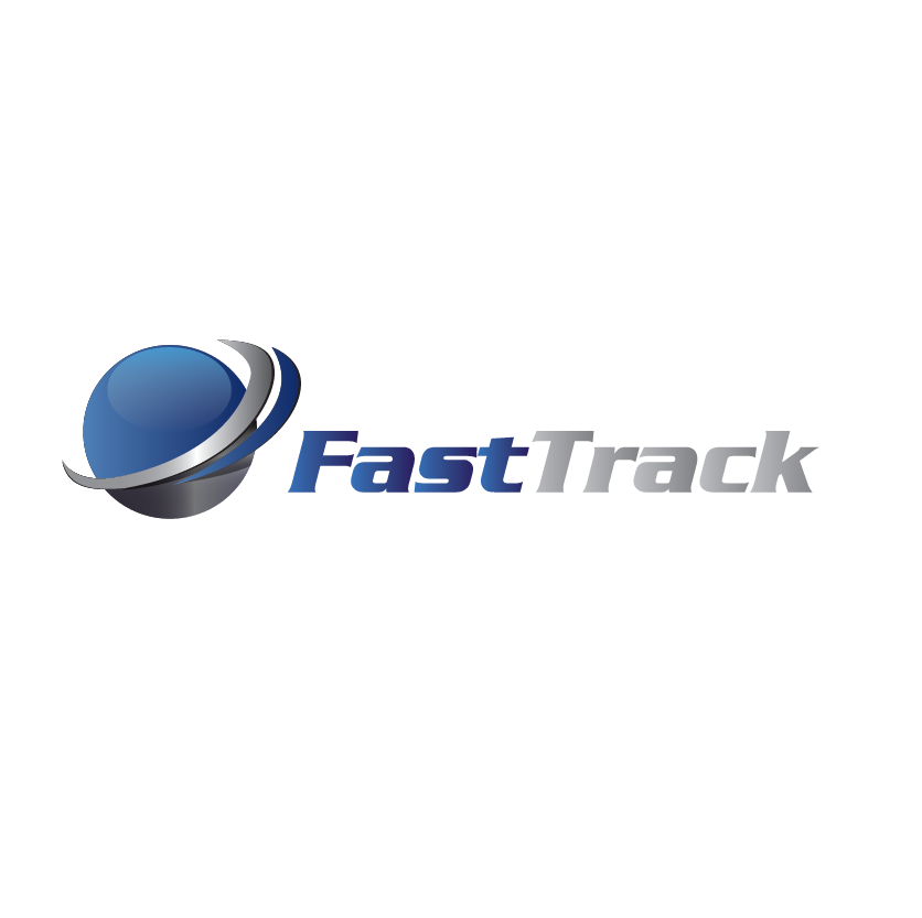 Logo Design by limix - Entry No. 45 in the Logo Design Contest Fast Trak Software Logo Design.