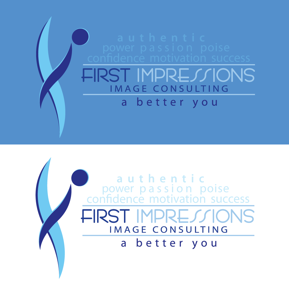 Logo Design by rockin - Entry No. 245 in the Logo Design Contest First Impressions Image Consulting Logo Design.