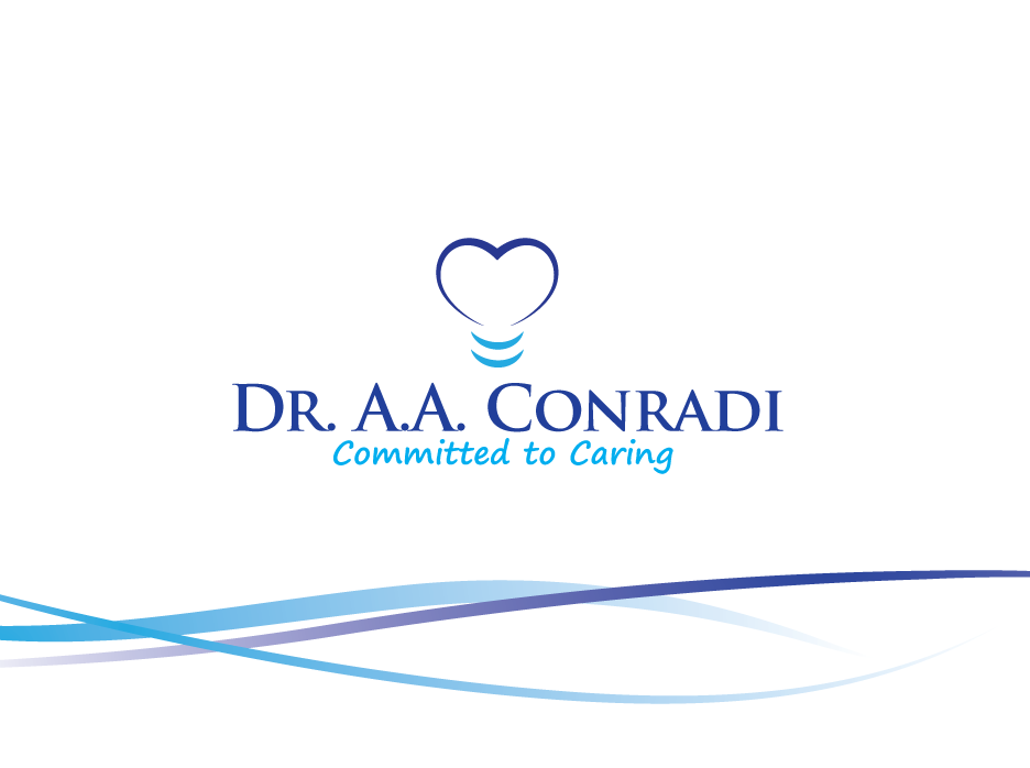 Logo Design by Severiano Fernandes - Entry No. 64 in the Logo Design Contest Unique Logo Design Wanted for Dr. A.A. Conradi.
