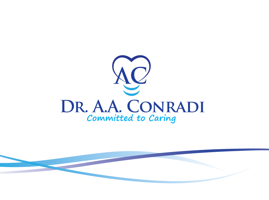 Logo Design by Severiano Fernandes - Entry No. 65 in the Logo Design Contest Unique Logo Design Wanted for Dr. A.A. Conradi.