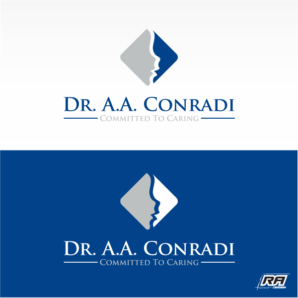 Logo Design by RA-Design - Entry No. 66 in the Logo Design Contest Unique Logo Design Wanted for Dr. A.A. Conradi.
