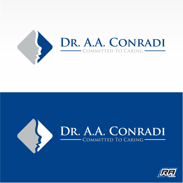 Logo Design by RA-Design - Entry No. 67 in the Logo Design Contest Unique Logo Design Wanted for Dr. A.A. Conradi.