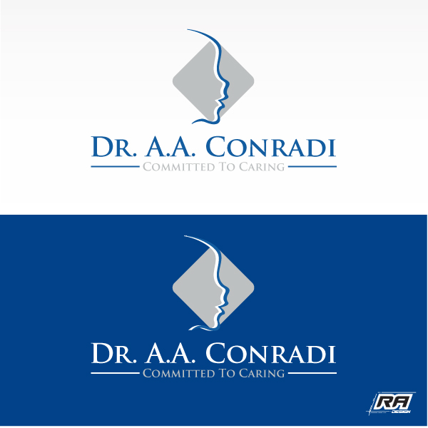 Logo Design by RA-Design - Entry No. 68 in the Logo Design Contest Unique Logo Design Wanted for Dr. A.A. Conradi.