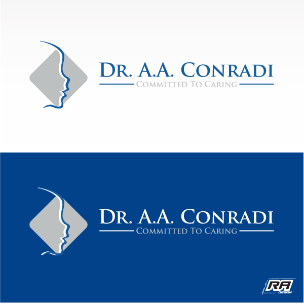 Logo Design by RA-Design - Entry No. 69 in the Logo Design Contest Unique Logo Design Wanted for Dr. A.A. Conradi.