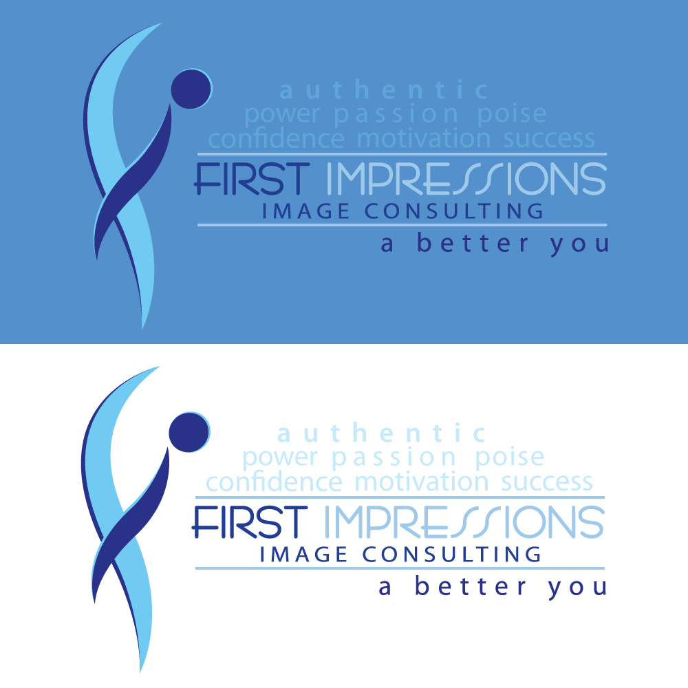 Logo Design by rockin - Entry No. 247 in the Logo Design Contest First Impressions Image Consulting Logo Design.