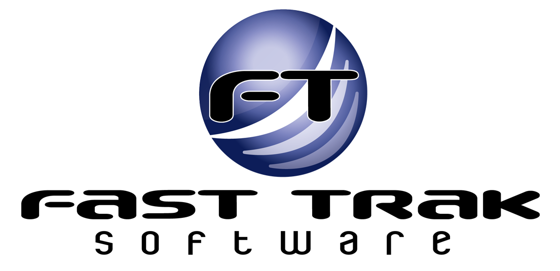 Logo Design by Lefky - Entry No. 49 in the Logo Design Contest Fast Trak Software Logo Design.