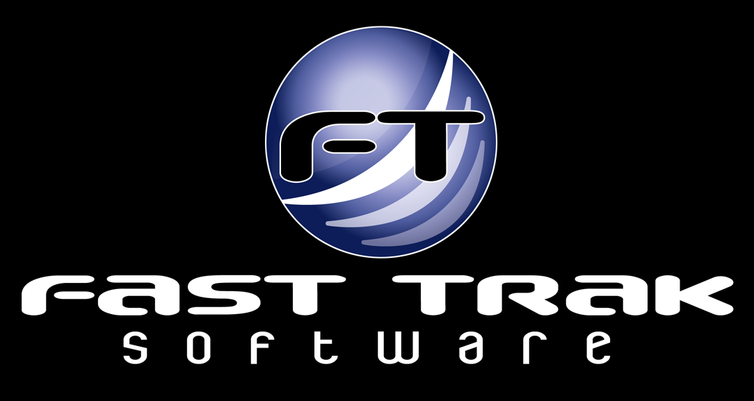 Logo Design by Lefky - Entry No. 50 in the Logo Design Contest Fast Trak Software Logo Design.