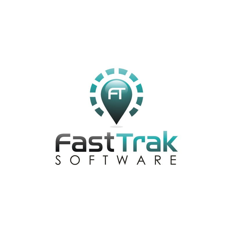Logo Design by Private User - Entry No. 61 in the Logo Design Contest Fast Trak Software Logo Design.
