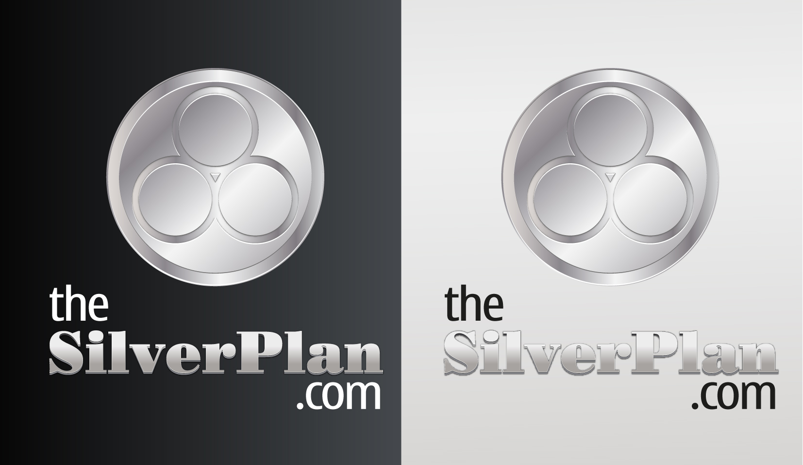 Logo Design by Indra Kurnia - Entry No. 51 in the Logo Design Contest New Logo Design for TheSilverPlan.com.
