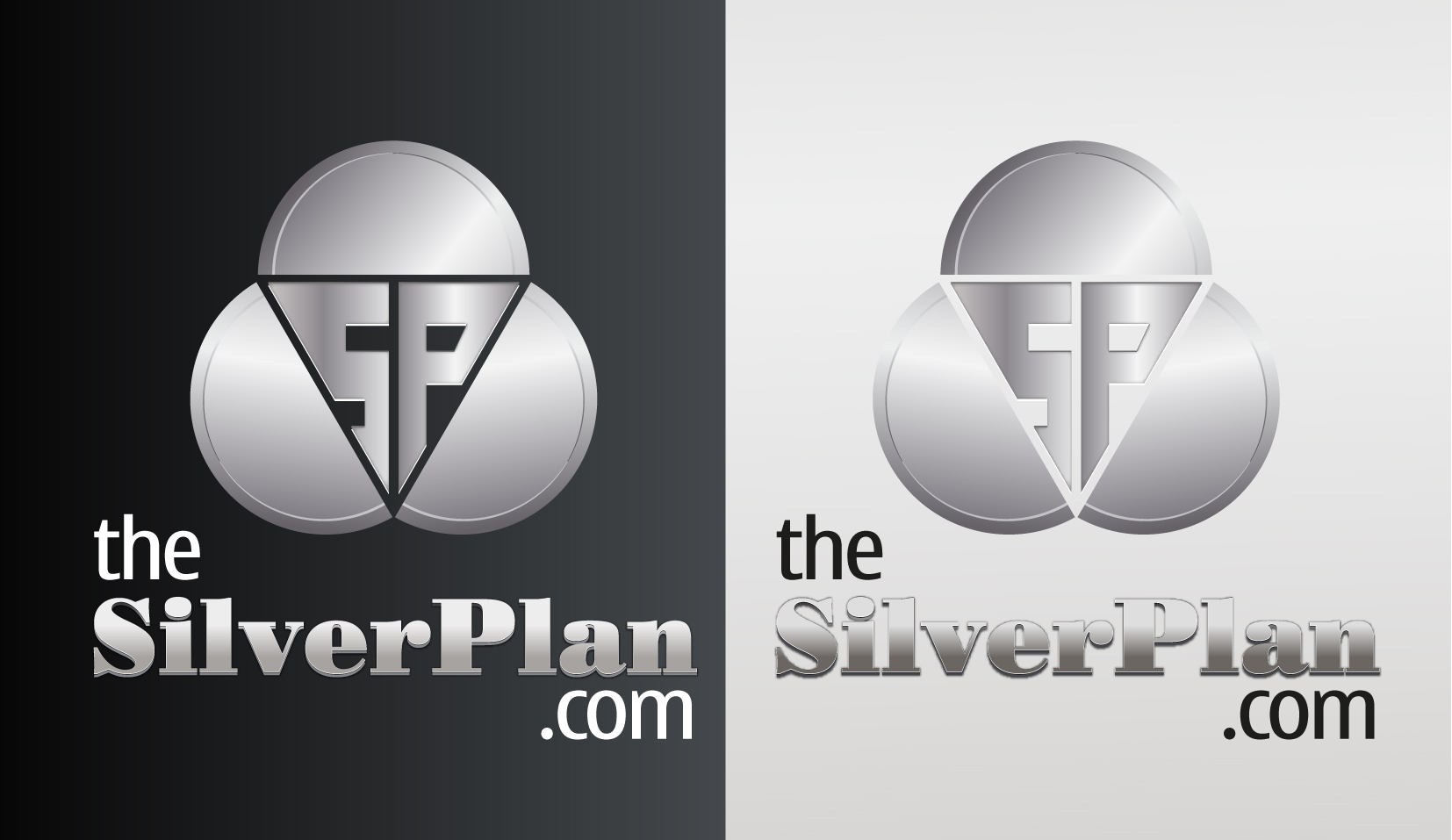 Logo Design by Indra Kurnia - Entry No. 52 in the Logo Design Contest New Logo Design for TheSilverPlan.com.