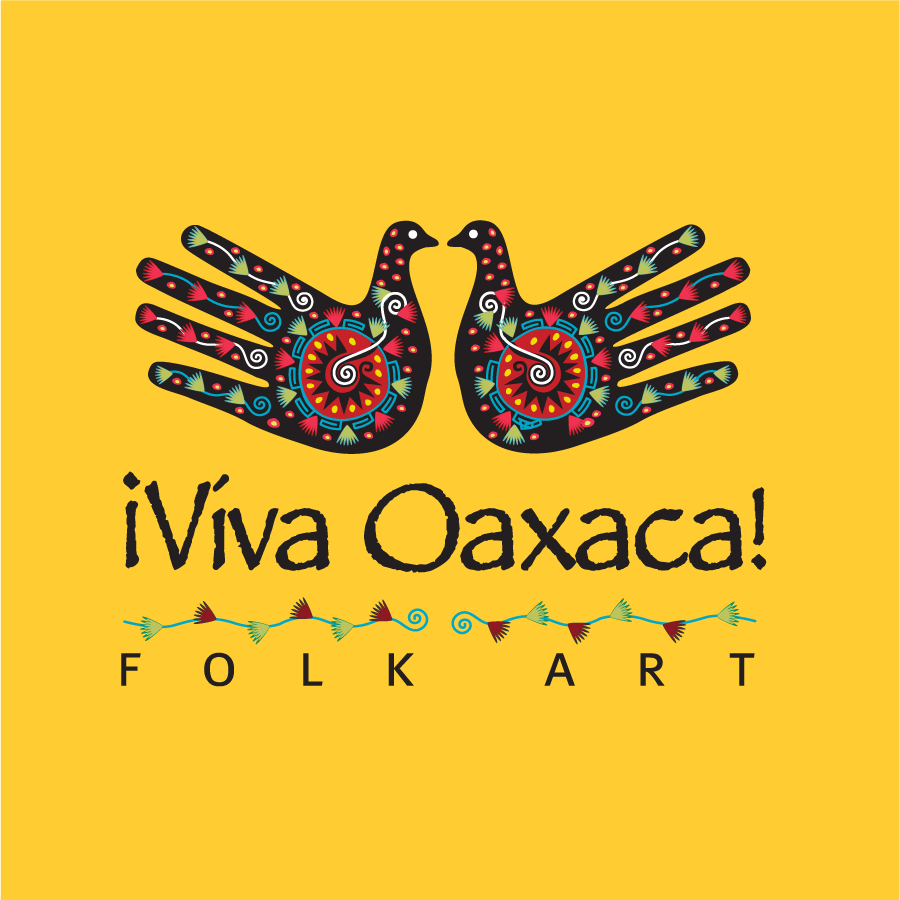 Logo Design by Private User - Entry No. 60 in the Logo Design Contest Logo Design Needed for Mexican Handcrafts Website - Viva Oaxaca Folk Art.