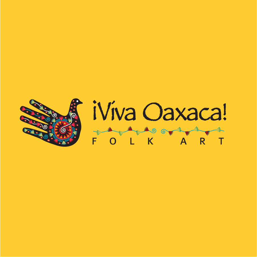 Logo Design by Private User - Entry No. 62 in the Logo Design Contest Logo Design Needed for Mexican Handcrafts Website - Viva Oaxaca Folk Art.