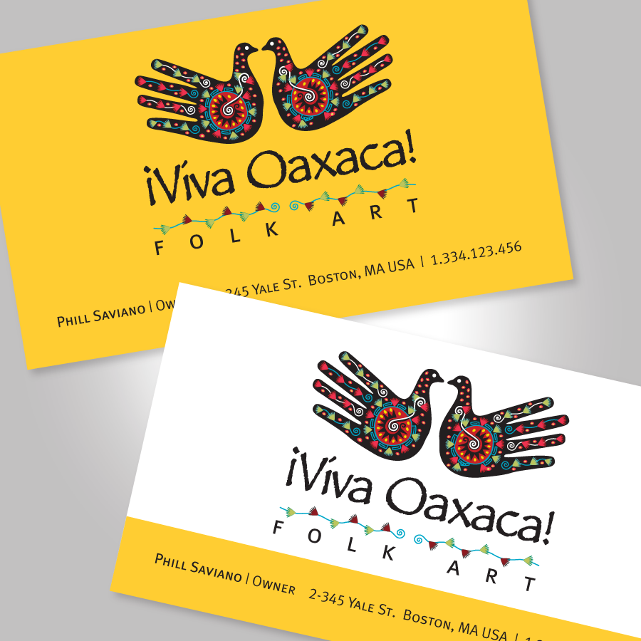 Logo Design by Private User - Entry No. 63 in the Logo Design Contest Logo Design Needed for Mexican Handcrafts Website - Viva Oaxaca Folk Art.