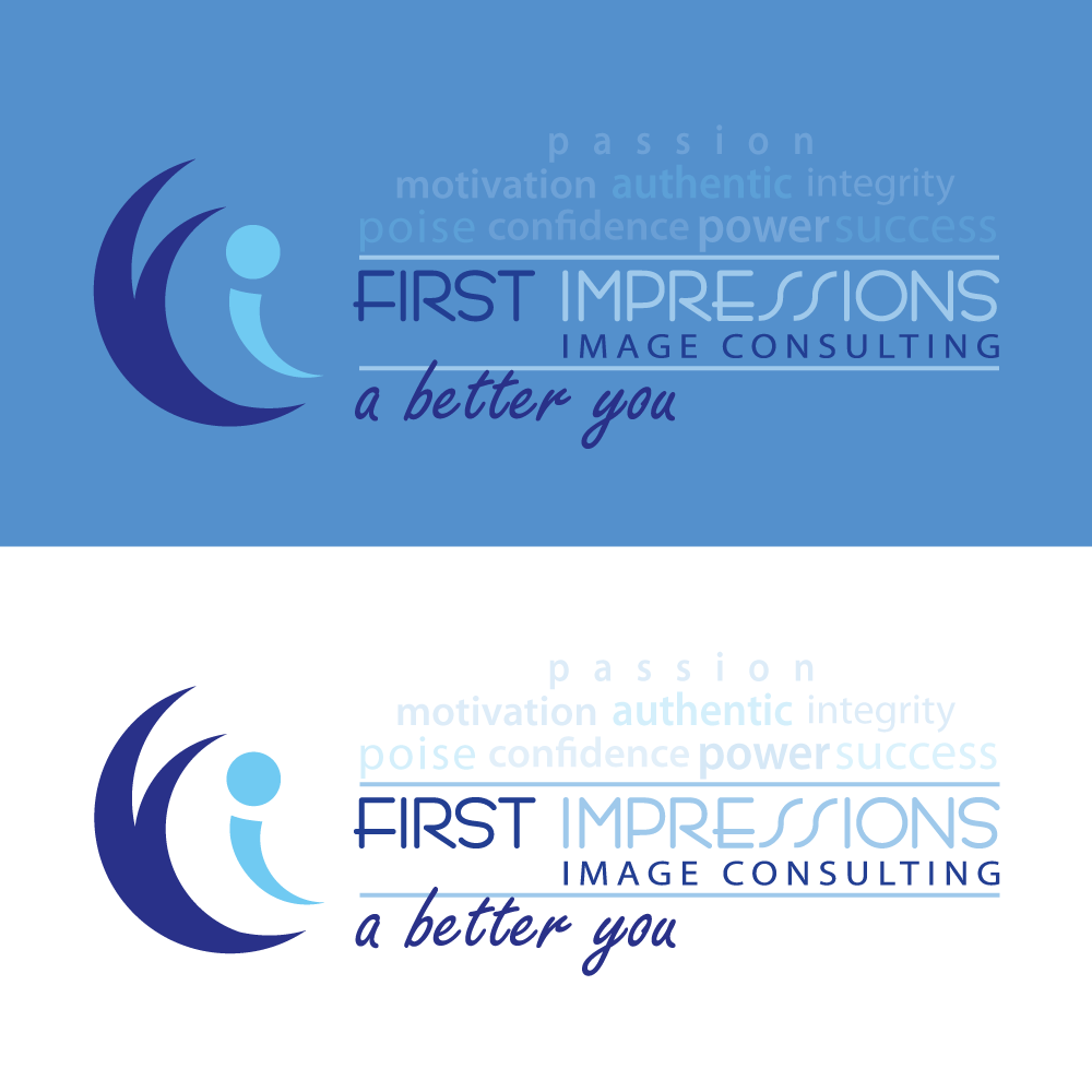 Logo Design by rockin - Entry No. 267 in the Logo Design Contest First Impressions Image Consulting Logo Design.