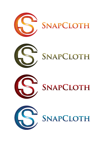 Logo Design by Sohil Obor - Entry No. 62 in the Logo Design Contest Snapcloth Logo Design.