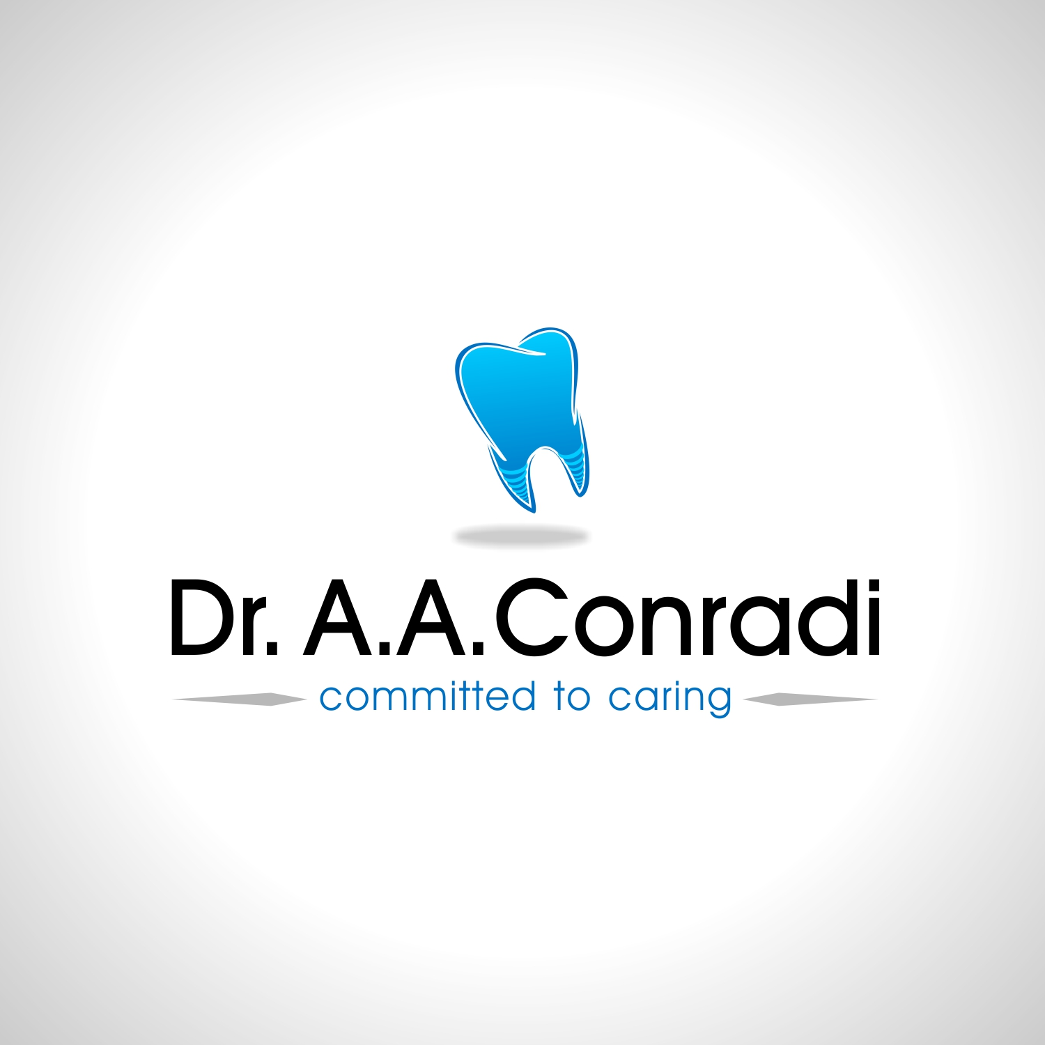 Logo Design by martinz - Entry No. 70 in the Logo Design Contest Unique Logo Design Wanted for Dr. A.A. Conradi.