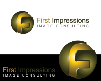 Logo Design by Sohil Obor - Entry No. 274 in the Logo Design Contest First Impressions Image Consulting Logo Design.