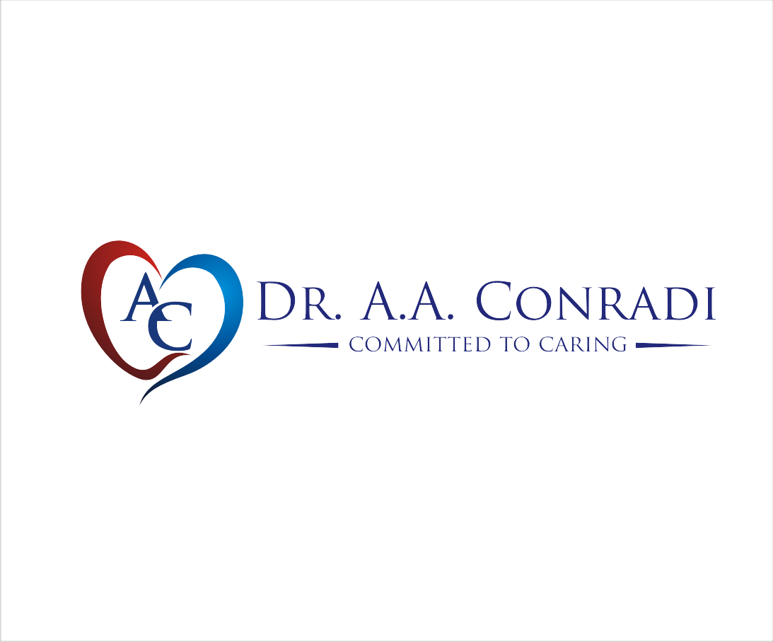 Logo Design by muladi - Entry No. 71 in the Logo Design Contest Unique Logo Design Wanted for Dr. A.A. Conradi.